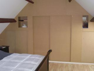 Zolder slaapkamer maken